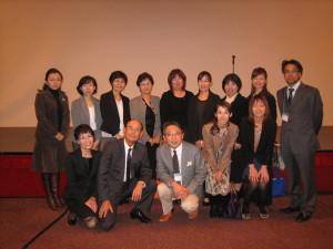 日本ソフロロジ―法研究会常任理事田邊良平先生を囲んで